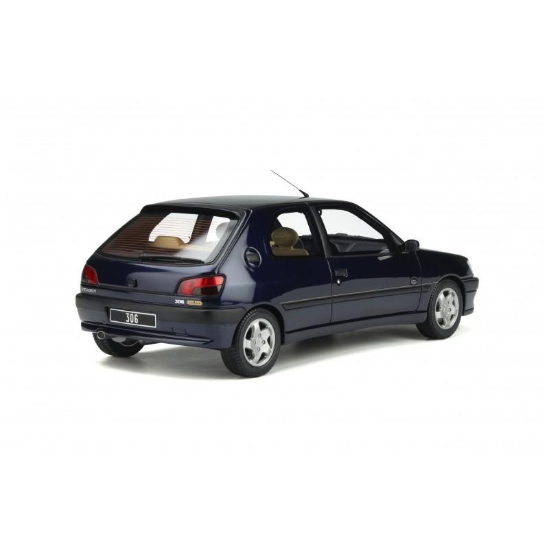 Precomanda : Macheta auto Peugeot 306 Eden Park 1995 albastru, LE 3000 pcs, 1:18 Otto