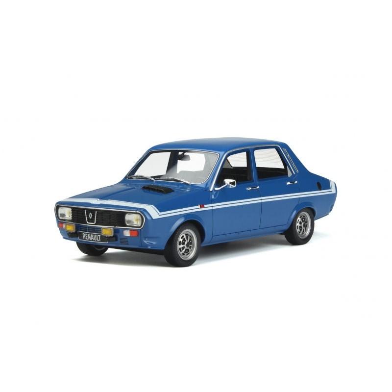 PRECOMANDA: Macheta auto Renault 12 Gordini 1970, LE 2000 pcs, 1:18 Otto