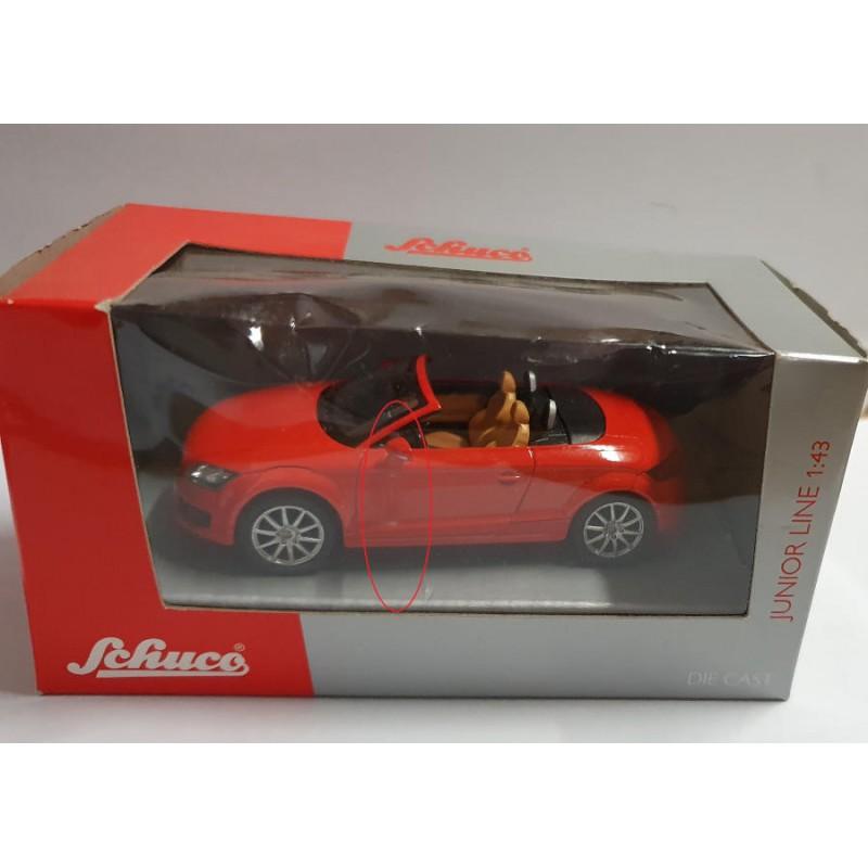 DEFECTA: Macheta auto Audi TT Cabrio 2005, 1:43 Schuco