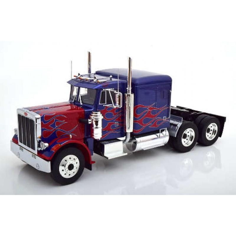 Macheta camion Peterbilt 359 Transformers colors 1967 LE 500 pcs, 1:18 Road Kings