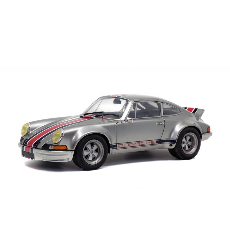Macheta auto Porsche  911 RSR – Backdating Outlaw 1973, 1:18 Solido