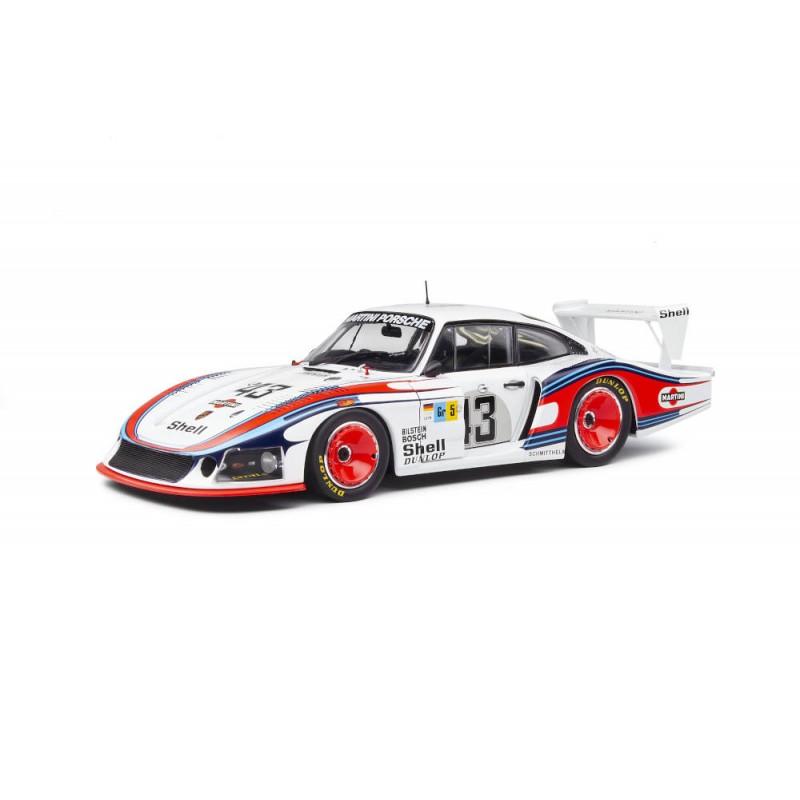 Macheta auto Porsche 923 Mobydick 24H Le Mans #13 1978, 1:18 Solido