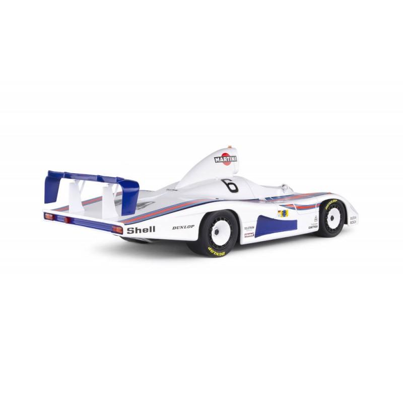 Macheta auto Porsche 936 24H Le Mans #1 1978, 1:18 Solido