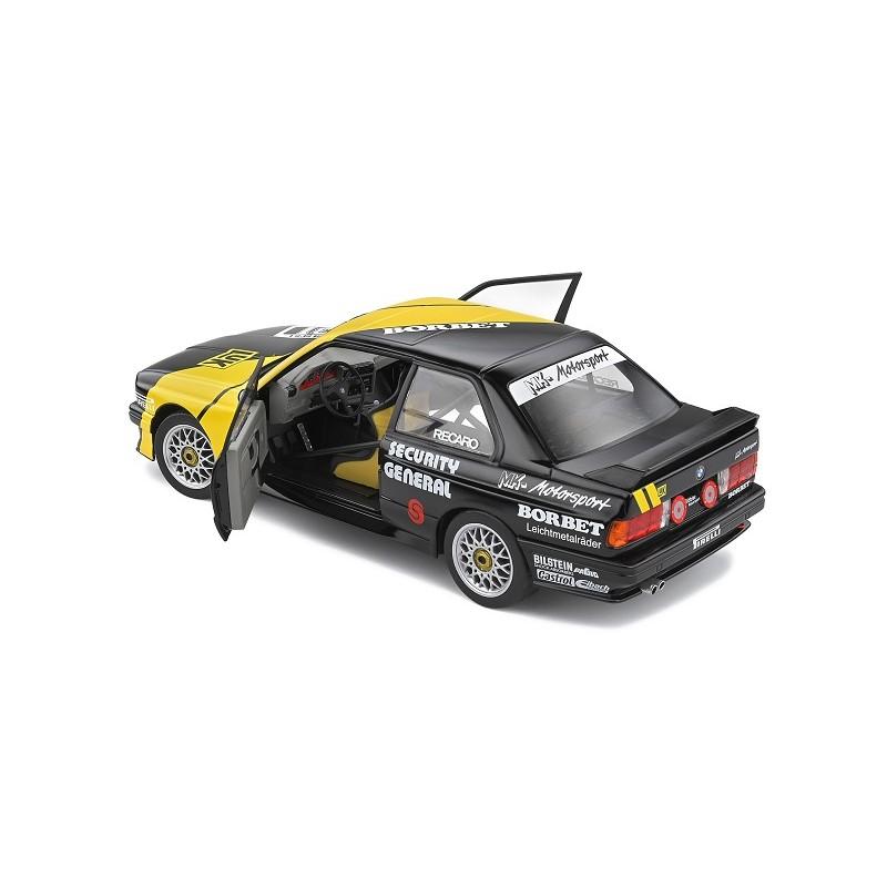 Macheta auto BMW E30 M3 DTM #31 K.Thiim 1988, 1:18 Solido