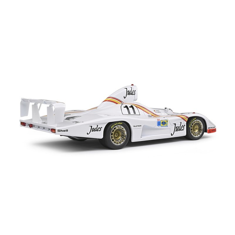 Macheta auto Porsche 936 Winner LeMans 1981 alb, 1:18 Solido