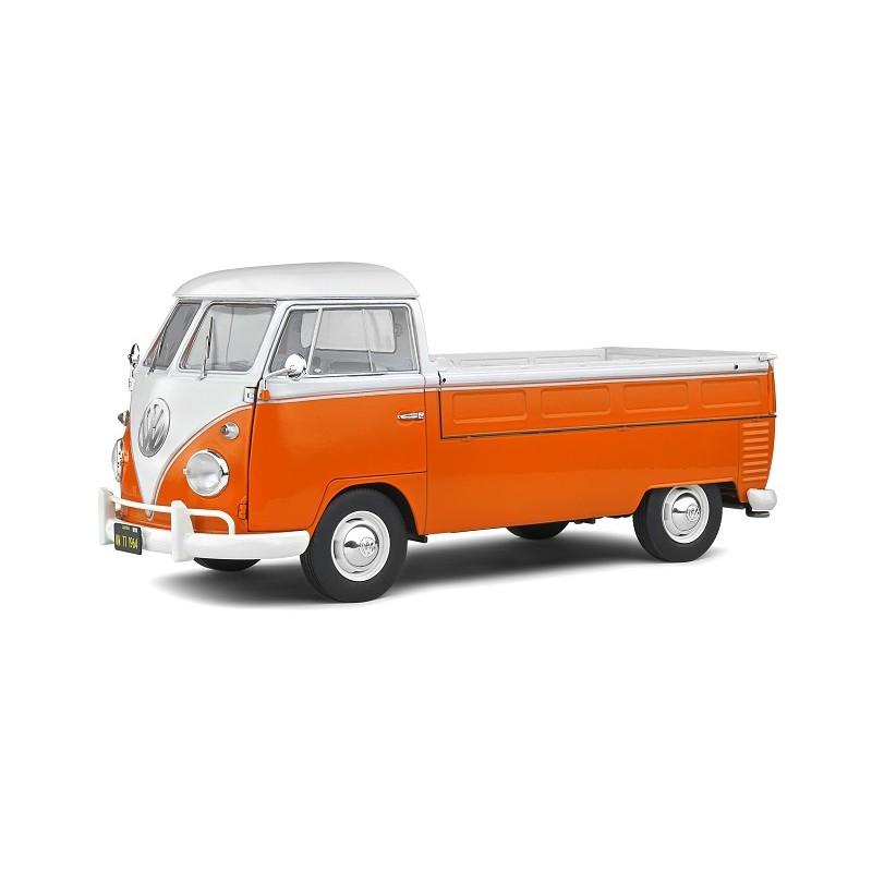 Macheta auto Volkswagen T1 Pick Up 1950, 1:18 Solido