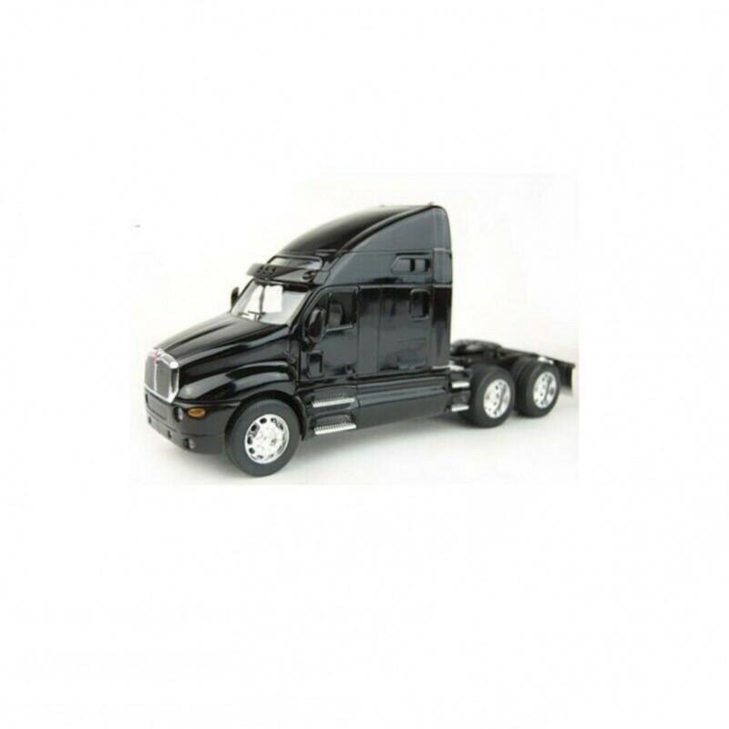 Macheta camion Kenworth T2000 negru, 1:32 Welly