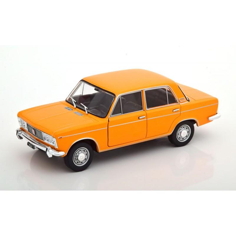 Macheta auto Fiat 125 portocaliu, 1:24 Whitebox