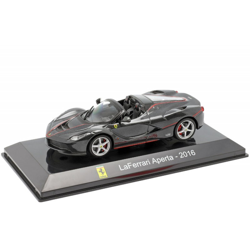 DEFECTA: Macheta auto Ferrari LaFerrari Aperta 2016, 1:43 Ixo/Altaya