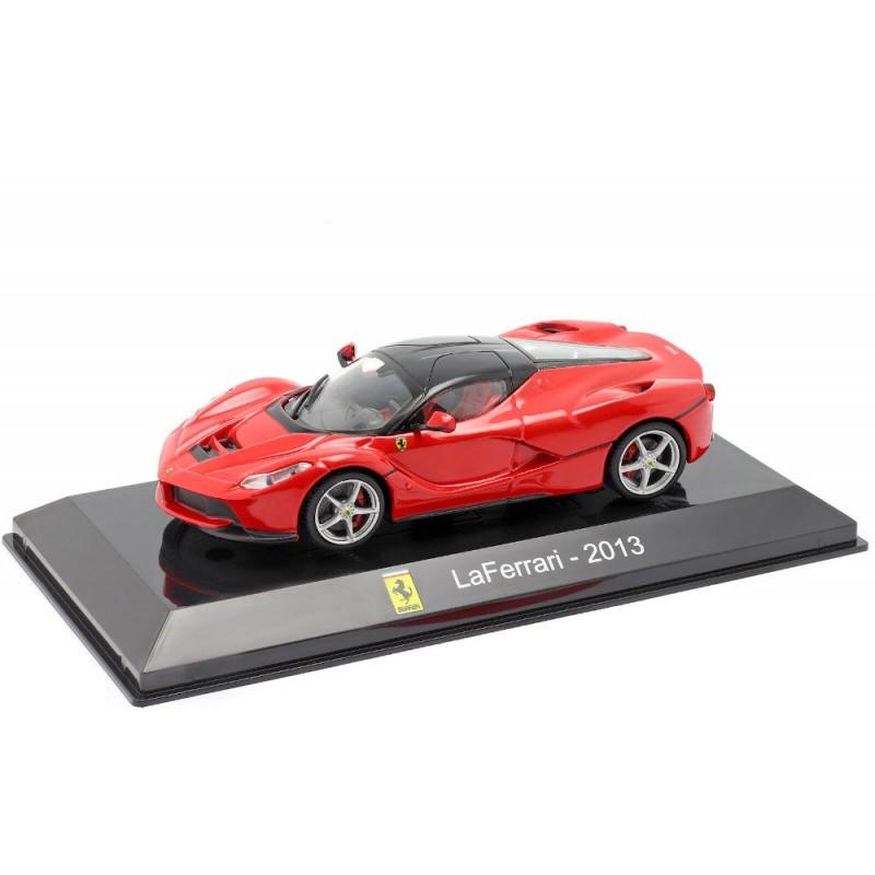 Macheta auto Ferrari LaFerrari 2013, 1:43 Ixo/Altaya