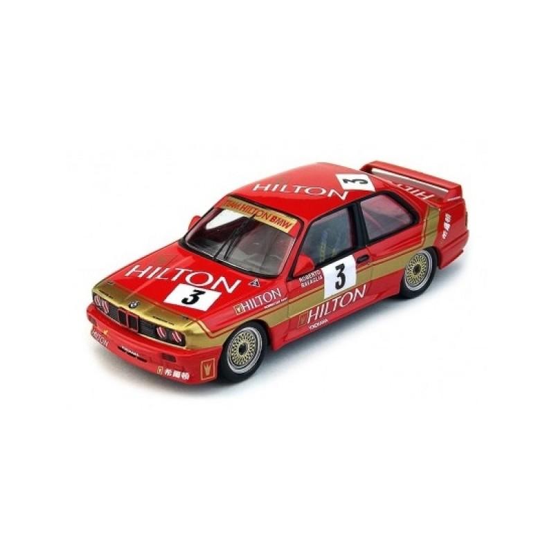 BMW M3 (E30) - Macau Guia #3 (1987) 1:43 rosu-auriu