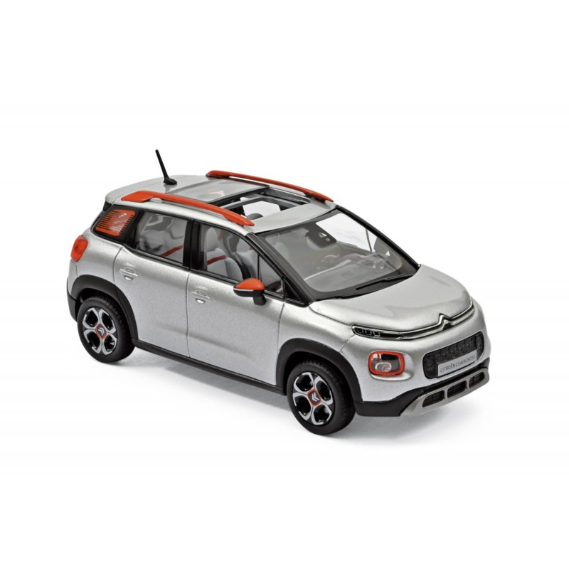 CITROEN C3 Aircross (2017) 1:43 argintiu-orange