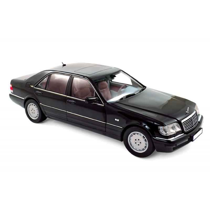 MERCEDES S600 (1997) 1:18 negru