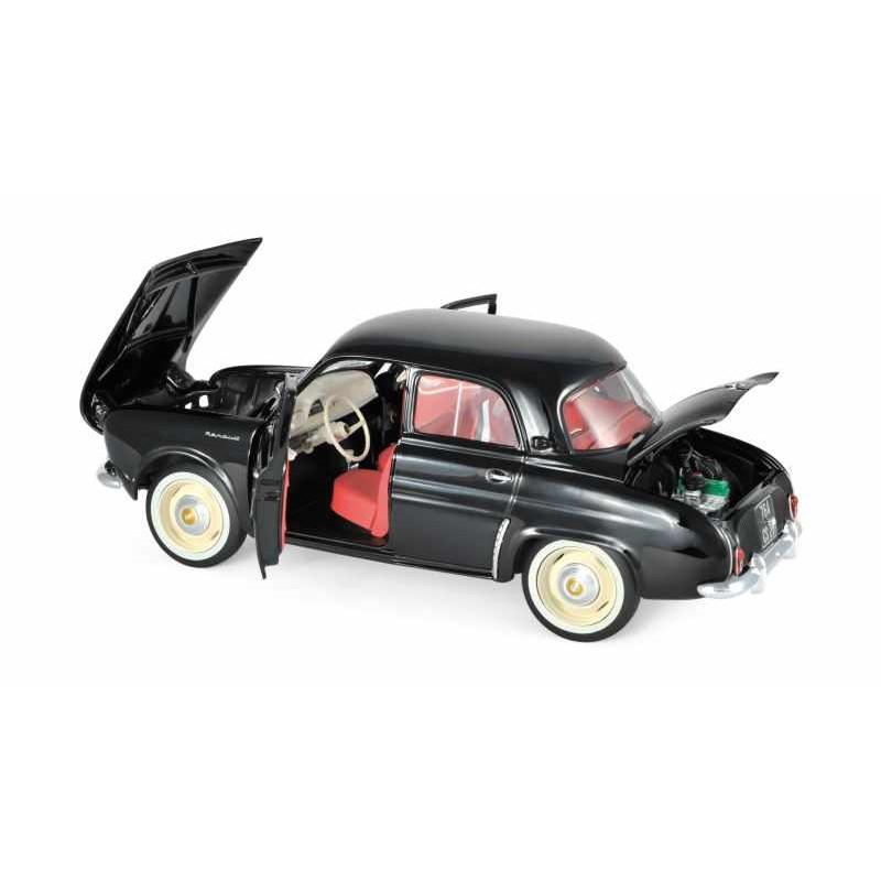 RENAULT Dauphine (1958) 1:18 negru
