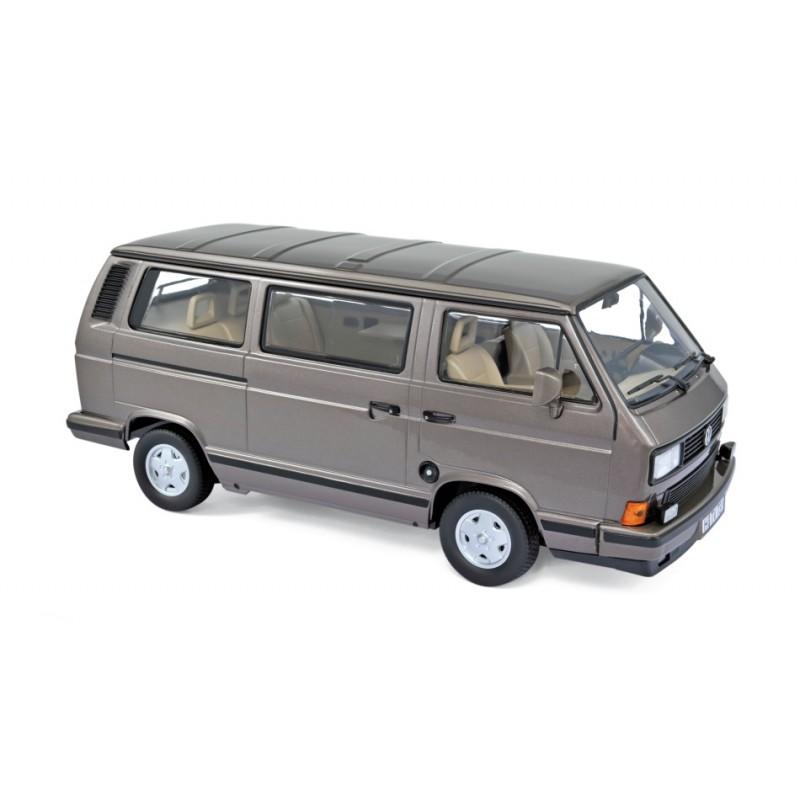 VOLKSWAGEN T3 Multivan Minibus (1990) 1:18 bronz