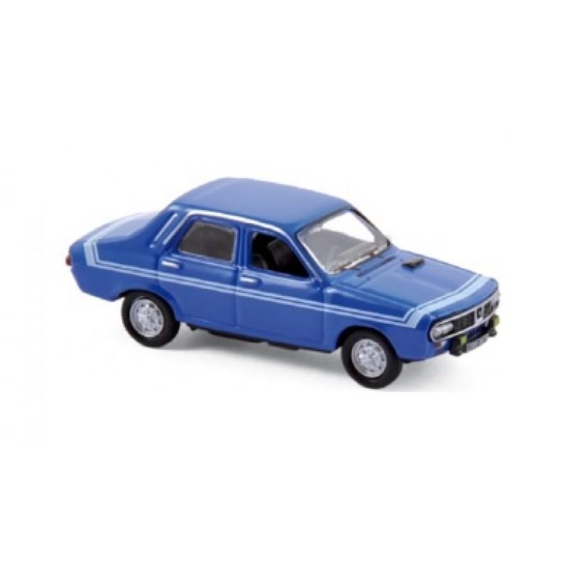 RENAULT 12 Gordini (1971) 1:87 albastru