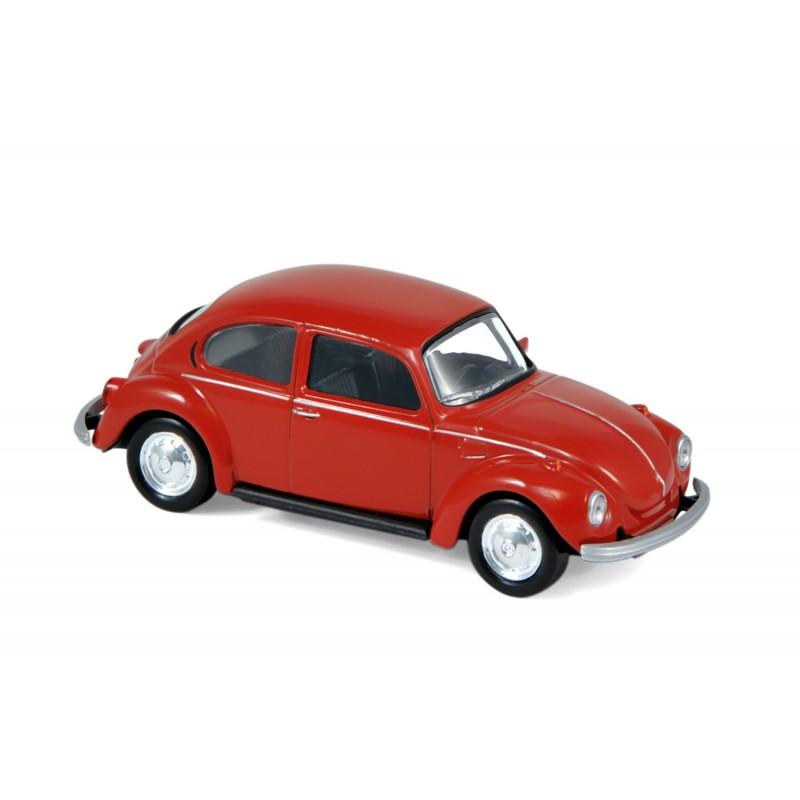 VOLKSWAGEN Beetle 1303 (1973) 1:43 rosu