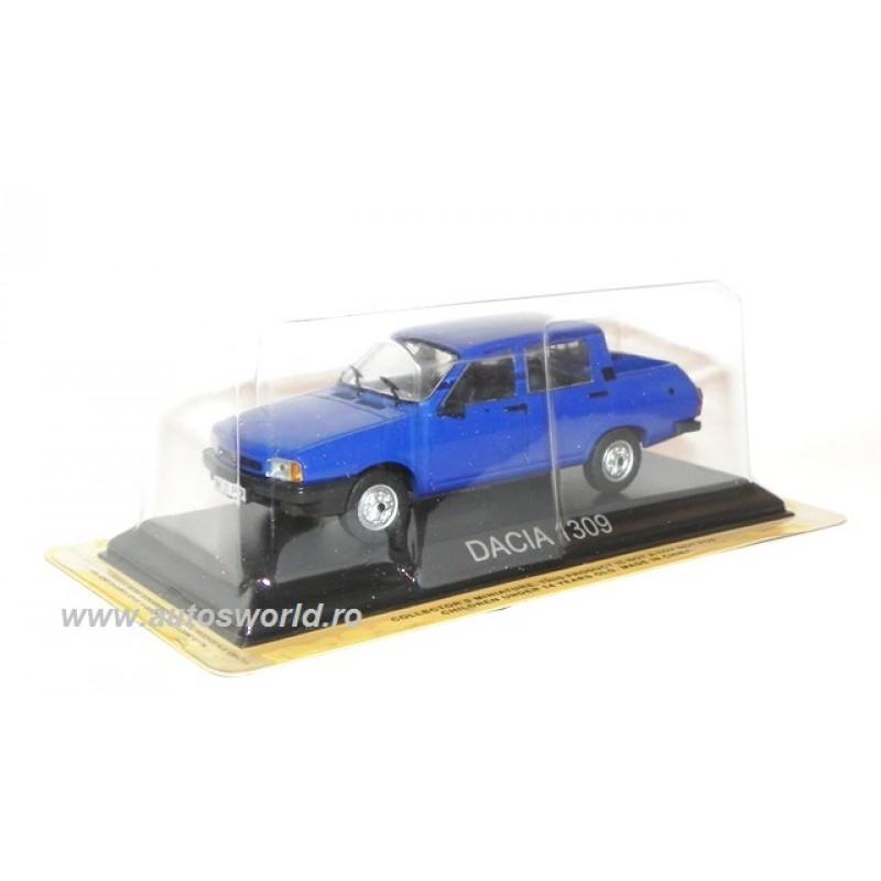 DEFECTA: Macheta auto Dacia 1309 - Masini de Legenda RO, 1:43 Deagostini