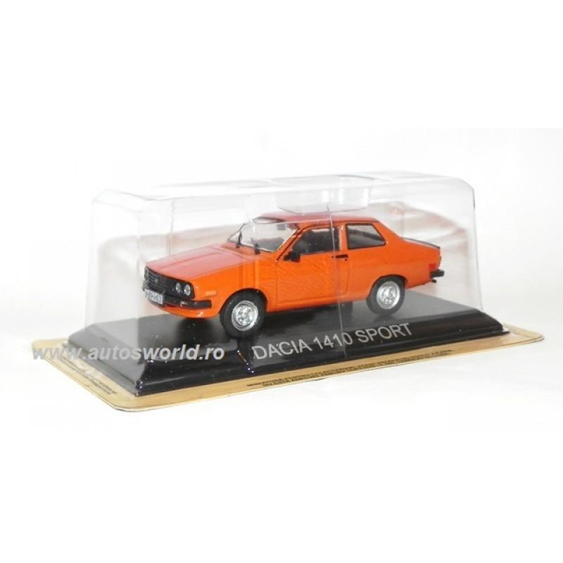 DEFECTA: Macheta auto Dacia 1410 Sport - Masini de Legenda RO, 1:43 Deagostini